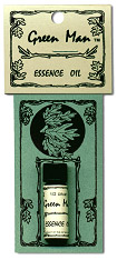 Green Man Incense and Oil